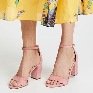 Sam Edelman Pink Lemonade Odila Sandals Size 6